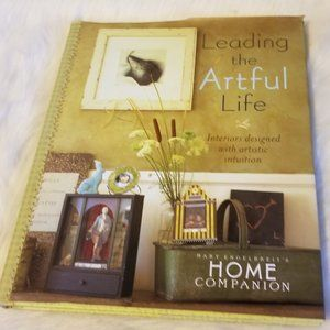 Leading The Artful Life Book by Mary Engelbreit's